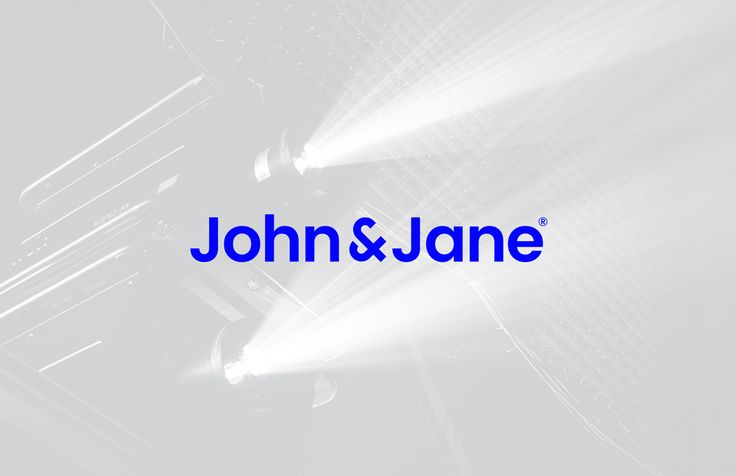 John Jane - branding by skinn |  City Leather Branding Agency #graphic #design #brand #identity #logo