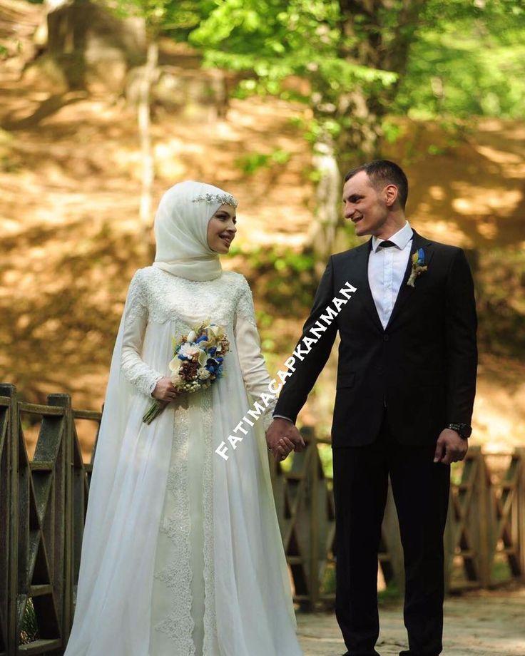 """2,716 Beğenme, 4 Yorum - Instagram'da Güzellik Ve Moda Evi (@dilamedkuafor): """" @busraer_  #gelinbasi #gelinsaci #gelin #gelinlik #tesettür #türban #hijab #hijabstyle…"""""""