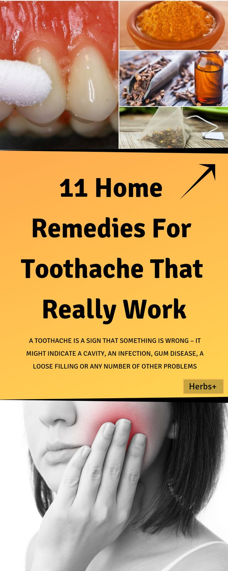 Pin on Tooth ache remedy