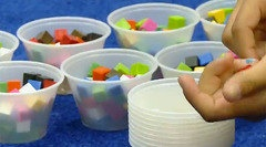 Sharing Strategies for Counting Collections