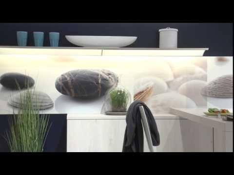 25+ ide terbaik tentang Nischenverkleidung küche di Pinterest - nobilia küchen berlin