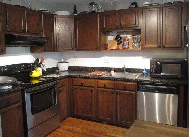 1000 ideas about Restaining Kitchen Cabinets on Pinterest