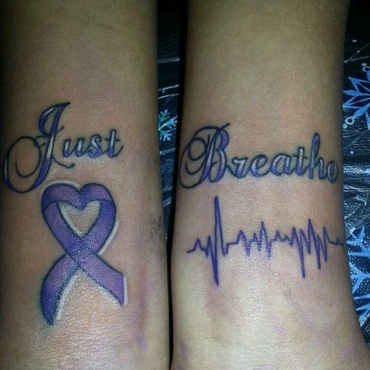 cystic fibrosis tattoo <3