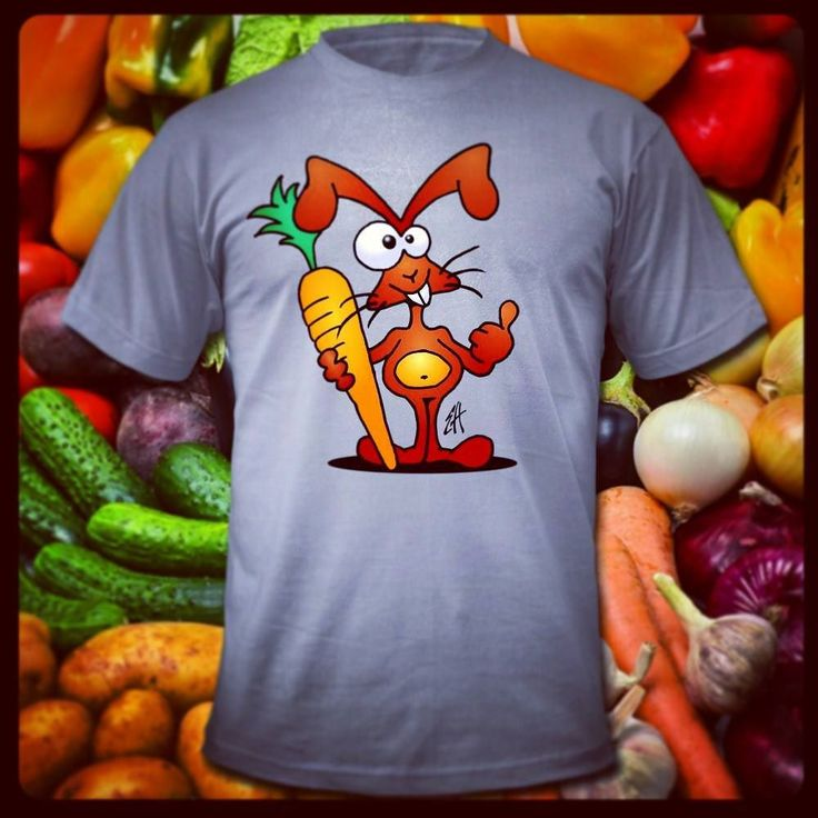 https://www.cardvibes.com/en/catalog/item/rabbit-with-a-giant-carrot-fc  Rabbit with a giant carrot T-Shirt design.  #rabbit #bunny #carrot #tshirt #tshirtdesign  Available through these printing on demand services: #Spreadshirt #Cafepress #Zazzle #Redbubble #Society6 #Teepublic  Follow the link above this post to find this design in the Cardvibes Catalog. From there you can pick the #pod service of your choice to have the design printed on a T-shirt or other merchandise.  The Cardvibes…