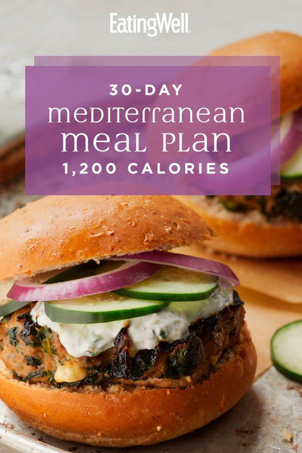 A 7 Day Spring Meal Plan For The Mediterranean Diet Mediterranean Diet Plan Mediterranean Diet Meal Plan Medditeranean Diet