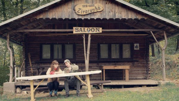 Film Amerika - scéna Saloon. Autor: HBO Europe s.r.o.
