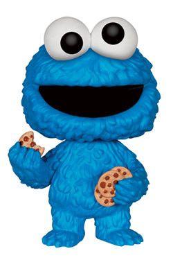 Sesamstrasse POP! Sesame Street Vinyl Figur Cookie Monster 9 cm  Sesamstraße - Hadesflamme - Merchandise - Onlineshop für alles was das (Fan) Herz begehrt!