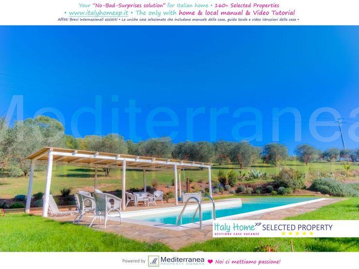 Capalbio villa rental