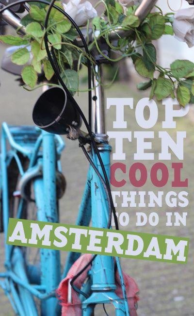 Pinterest 100: Top 10 Tipps für Amsterdam