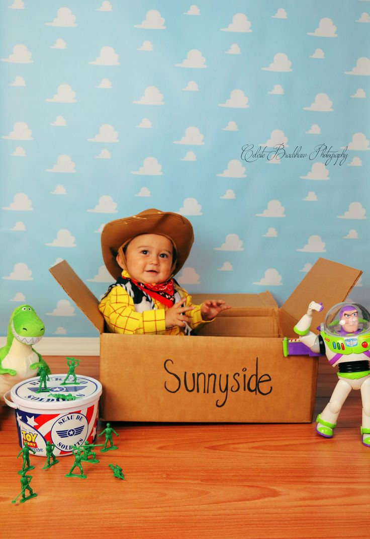 Toy Story First birthday , woody, buzz, First birthday ideas, toy story theme party. Little cowboy