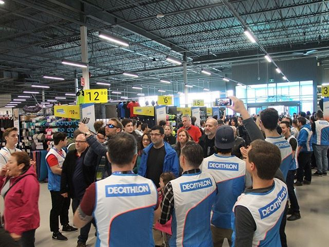 185b00944489 Inside Decathlons First Canadian Store  Photos  The worlds largest sports  retailer has entered Canada