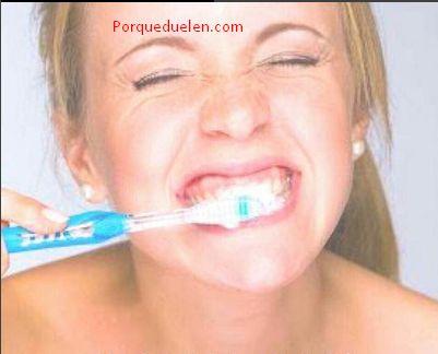 Porque Duelen y Sangran Las Encias Cuando Me Cepillo #dental #sonrisa #dentalhealth #smile