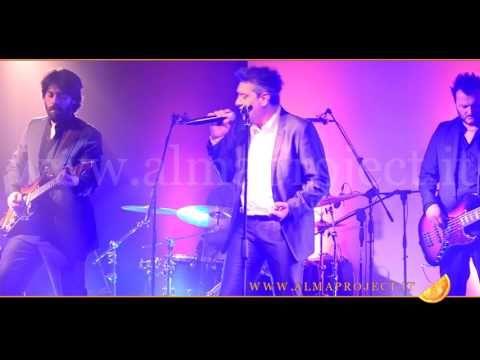 ALMA PROJECT - MDA Italian Pop Band - Gelato al Cioccolato - Su di Noi (Pupo)…