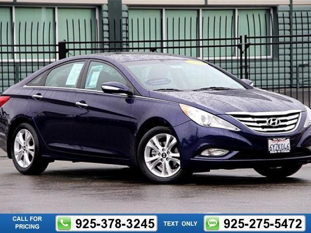 2013 Hyundai Sonata Limited Blue 39k miles Call for Price 39845 miles 925-378-3245 Transmission: Automatic  #Hyundai #Sonata #used #cars #DublinHyundai #Dublin #CA #tapcars