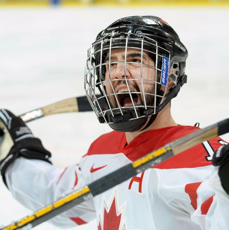 Follow Team Canada hockey captain Greg Westlake on Twitter: https://twitter.com/gwestlake12 #WHATSTHERE #WeAreWinter