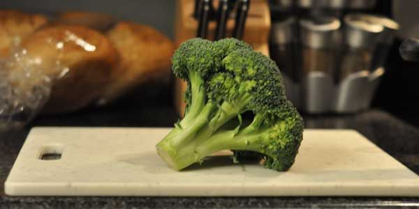 Broccoli can prevent cancer.