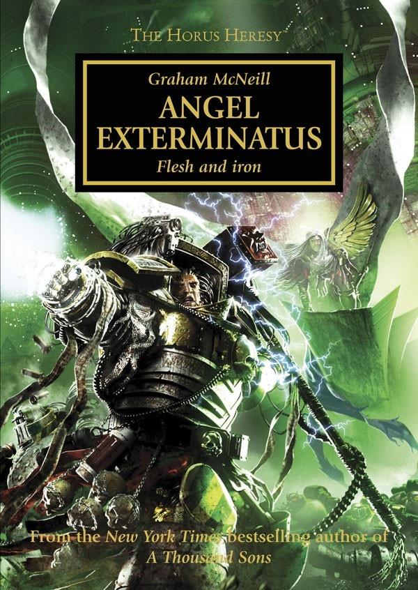 Book 23 of The Horus Heresy (Warhammer 40k), by Graham McNeill