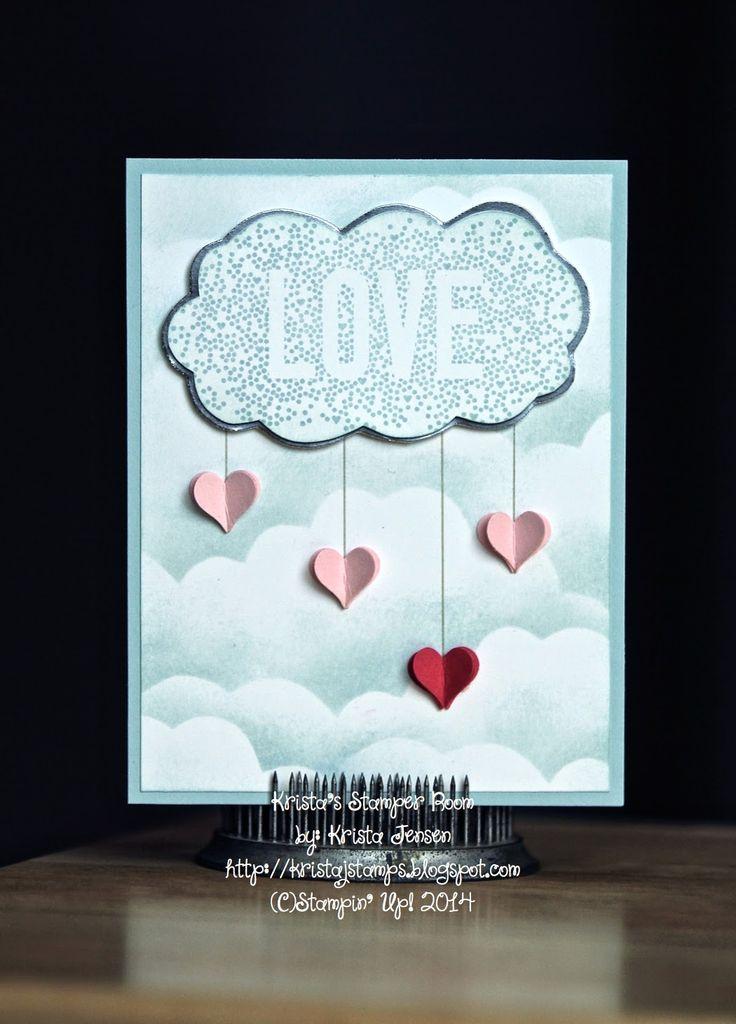 Krista's Stamper Room: Love Seasonally Scattered Part 2