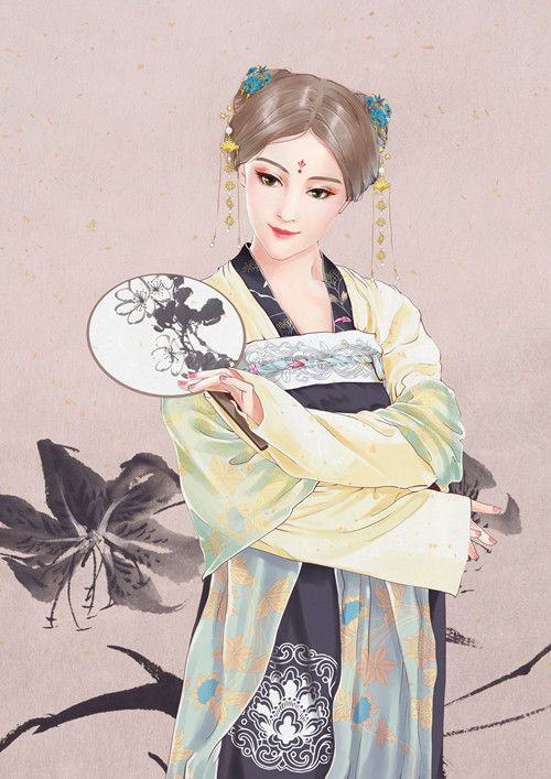 how to draw wuxia art
