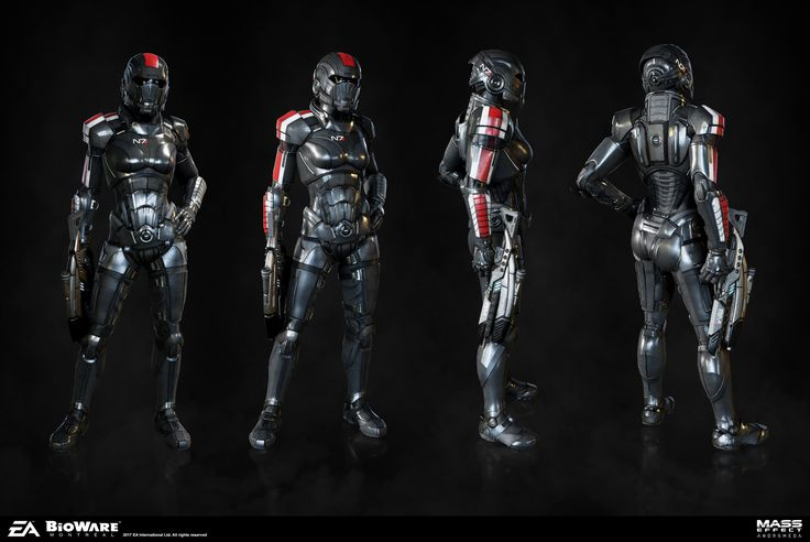 N7 Armor Mass Effect Andromeda: Mass Effect: 10+ Handpicked Ideas To Discover In Other