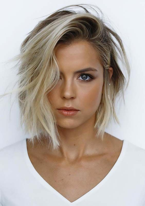 33 Gorgeous Textured Bob Haircuts for Ladies 2018