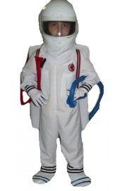 Astronot Kostümü Çocuk