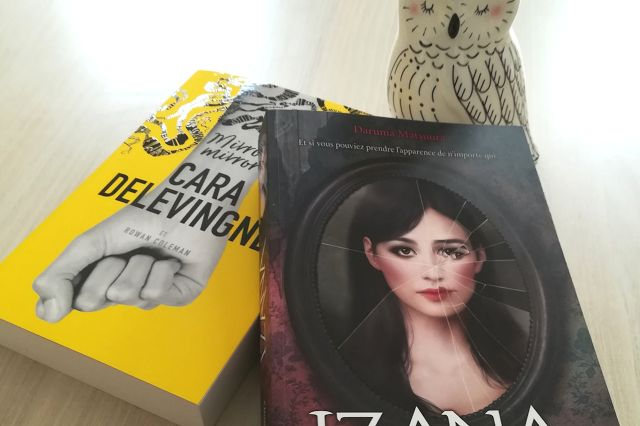 Vendredi, je lis #2 | Mamzelle Potter - BLOG LITTERAIRE