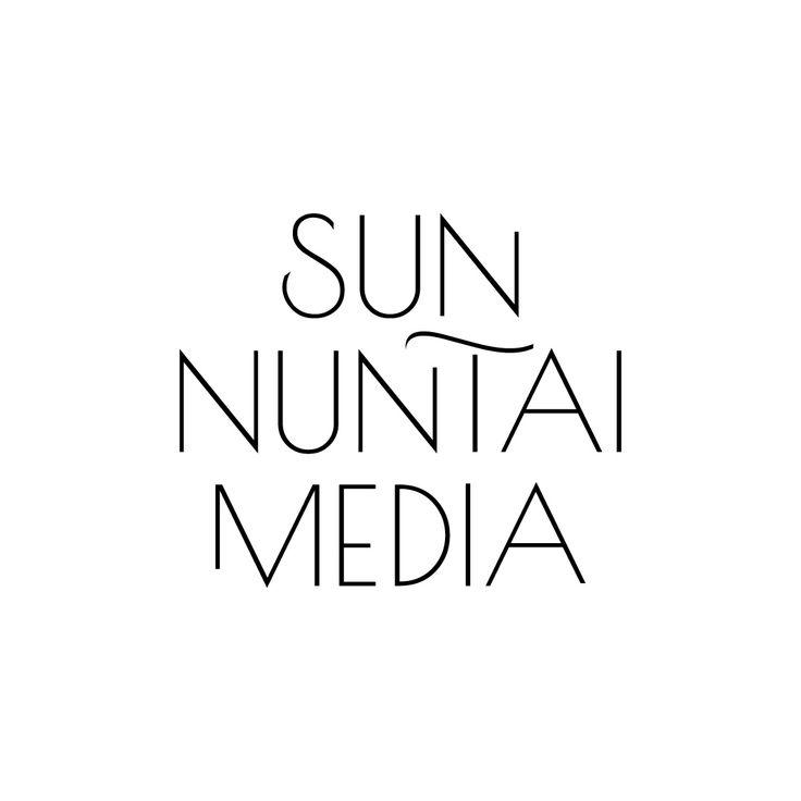Logo design for Sunnuntaimedia by Annika Välimäki Creative