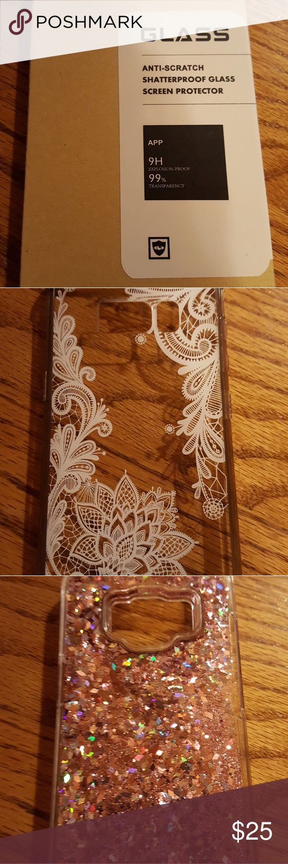 Galaxy S8 Phone Cases And Screen Protector Galaxy S8 Phone Cases And Screen Protector Accessories Phone Cases