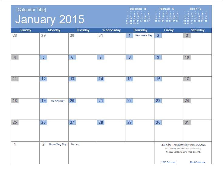 2015 calendars | 2015 Calendar Templates & Images
