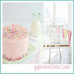 Congratulations! Dutch Castle 1 year