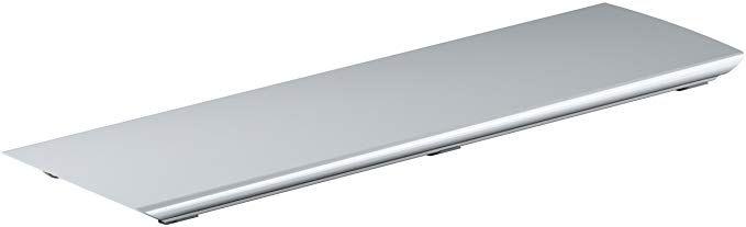 Kohler K 9156 Sh Bellwether Aluminum Drain Cover For 60 Inch X 32 Inch Shower Base Bright Silver Review Shower Base Drain Cover Shower Drain Covers