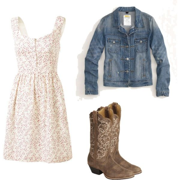 country girl clothing | Country girl dress"