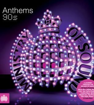 Anthems 90s Ministry of Sound