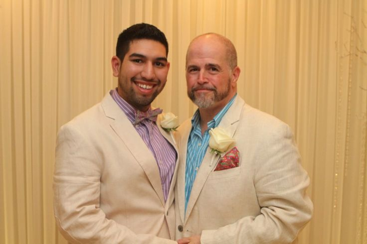 Congratulations to Javier and Bradley! <3