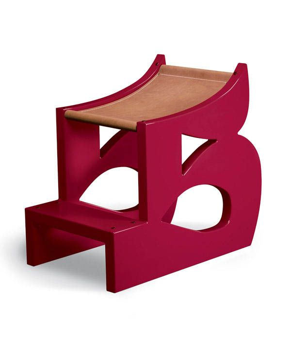 Teenage Furniture Name Of Design : Cinco Stool Design By : Eric Adams From  Usa