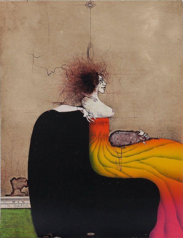 Galleri MDA » Paul Wunderlich