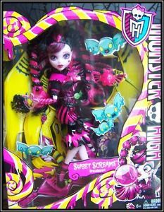 Rare Monster High  | Draculaura sweet screams bambola doll RARE monster high | eBay