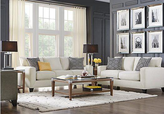 sullivan beige 7 pc living room farmhouse decor living room rh pinterest com