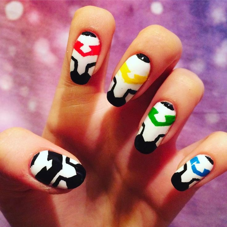 Image result for voltron nails