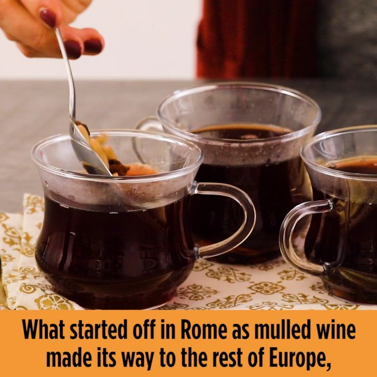 An Adventurous Drink Glogg Comes From An Old Word Meaning