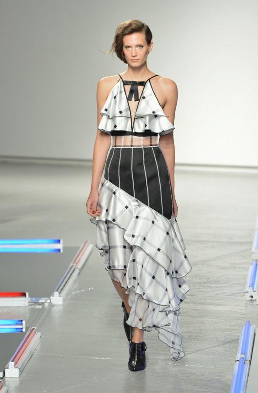 NY Fashion Week: Rodarte Spring 2014|