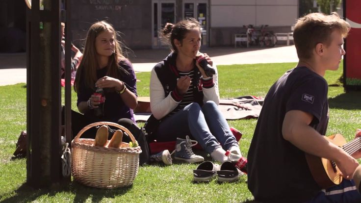 Coca-Cola Creates Park: Roll Out Happiness