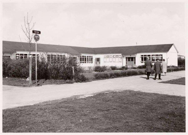 vlaardingen 1966 Witte Keet Floris de Vijfdelaan