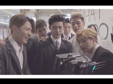 iKON 취향저격 MY TYPE MV at Behind The Scenes