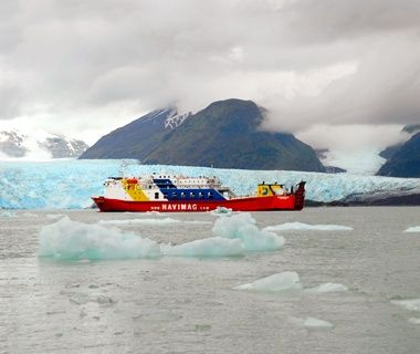 World's Most Beautiful Ferry Rides | Travel + Leisure; Chile's Patagonia in 4 days.