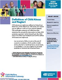 Definitions of Child Abuse and Neglect – Child Welfare Information Gateway #rental #laws http://laws.remmont.com/definitions-of-child-abuse-and-neglect-child-welfare-information-gateway-rental-laws/  #child neglect laws # Definitions of Child Abuse and Neglect Follow these Steps to email a friend or colleague a link to this information. Definitions of Child Abuse and Neglect Series: State Statutes Year Published: 2014 Presents State laws that define the conduct, acts, and omissions that…