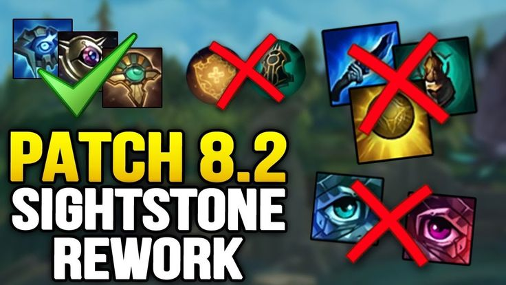 Sightstone REWORK in Patch 8.2? End of Relic Shield  Overheal ADC meta ... ||Great video explaining changes|| https://www.youtube.com/attribution_link?a=XpmM1BF9yIU&u=%2Fwatch%3Fv%3DcegBuNciuo0%26feature%3Dshare #games #LeagueOfLegends #esports #lol #riot #Worlds #gaming