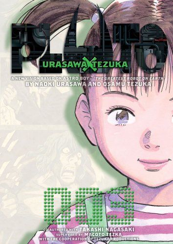 Pluto: Urasawa x Tezuka, Vol. 3 by Naoki Urasawa