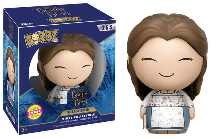 Funko Dorbz Disney - Beauty and the Beast - Village Belle Chase #265 Pre-Order